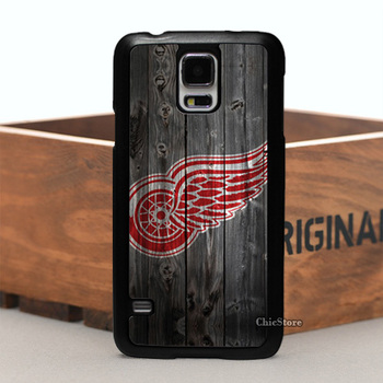 1 шт. Detroit Red Wings футляр для Iphone4 5 6 7 плюс Чехол для Samsung Galaxy Note3 4 5 7 S4 S5 S6 S7